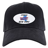 ithaca new york - been there, done that Baseball Hat