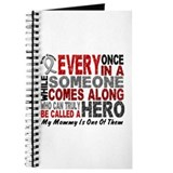 HERO Comes Along 1 Mommy BRAIN CANCER Journal