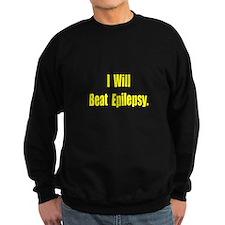 """I Will Beat Epilepsy"" Sweater"
