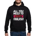 I Wear Black All Warriors Hooded Sweatshirt