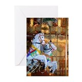 Carousel Greeting Cards (Pk of 10)