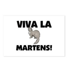 Viva La Martens Postcards (Package of 8)