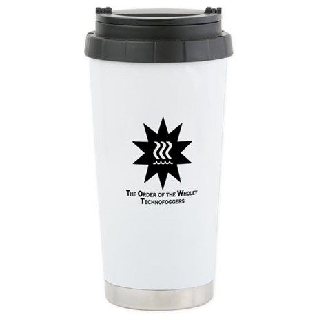 Technofogger Ceramic Travel Mug