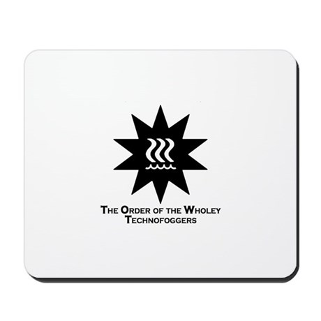 Technofogger Mousepad