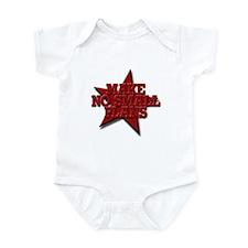 Make No Small Plans Infant Bodysuit