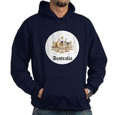 Australian Coat of Arms Seal Hoodie