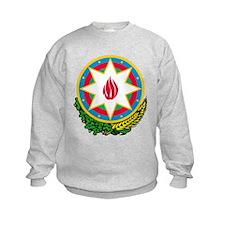 Azerbaijan Coat of Arms Sweatshirt