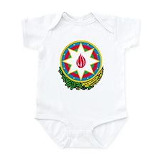 Azerbaijan Coat of Arms Infant Bodysuit