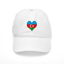 I Love Azerbaijan Baseball Cap