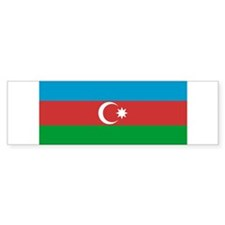 Azerbaijan Flag Bumper Sticker (10 pk)