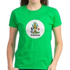 Bahamian Coat of Arms Seal Tee