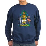 Bahamas Coat of Arms Sweatshirt