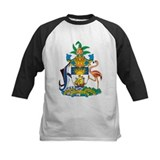 Bahamas Coat of Arms Tee