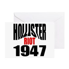 Hollister Riot 1947 Greeting Cards (Pk of 20)