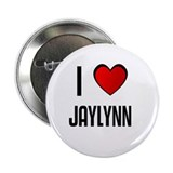 "I LOVE JAYLYNN 2.25"" Button (100 pack)"