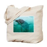 Dolphin Face - Tote Bag