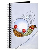 Turtle Snowball Fun Journal