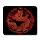 Dragon Twist Mousepad
