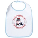 life guard newfy Bib