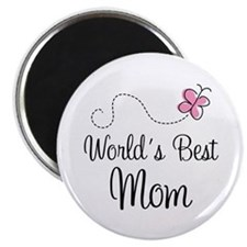World's Best Mom Magnet