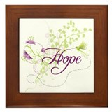 Hope Framed Tile