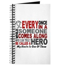 HERO Comes Along 1 Uncle BRAIN CANCER Journal