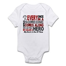HERO Comes Along 1 Uncle BRAIN CANCER Infant Bodys