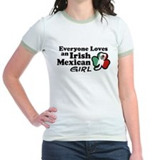 Irish Mexican Girl T