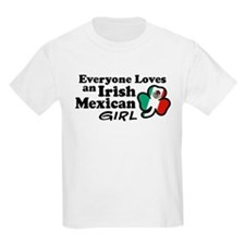 Irish Mexican Girl T-Shirt