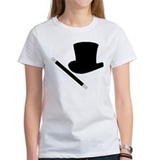 Magic Top Hat and Wand Tee