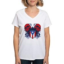 Puerto Rico Skulls Shirt
