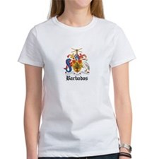 Barbadian Coat of Arms Seal Tee