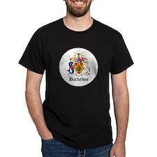 Barbadian Coat of Arms Seal T-Shirt