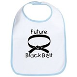 Future Black Belt Bib