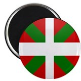 "Basque 2.25"" Magnet (10 pack)"