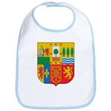 Basque Coat of Arms Bib
