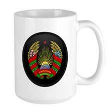 Coat of Arms of Belarus Mug
