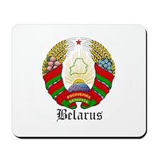 Belarusian Coat of Arms Seal Mousepad