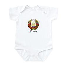 Belarusian Coat of Arms Seal Infant Bodysuit