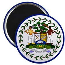 "Belizean 2.25"" Magnet (100 pack)"