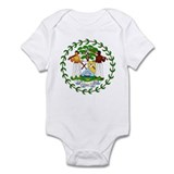 Belize Coat of Arms Onesie