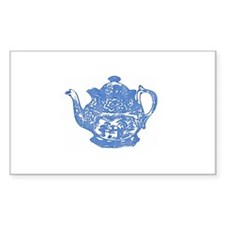 """""""Teapot"""" Rectangle Decal"""