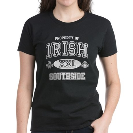 Southside Irish Women's Dark T-Shirt
