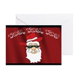 Adult christmas Greeting Cards (10 Pack)