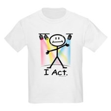BusyBodies Actor Kids T-Shirt