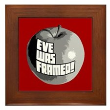 Eve Was Framed! Framed Tile