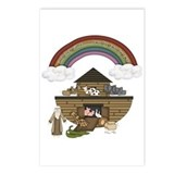 Noah's Ark Postcards (Package of 8)