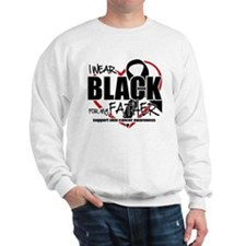 SK: Black for Father Sweatshirt