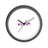 Arlene Wall Clock
