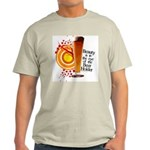 Beauty, eye of the Beer Holder funny party shirt